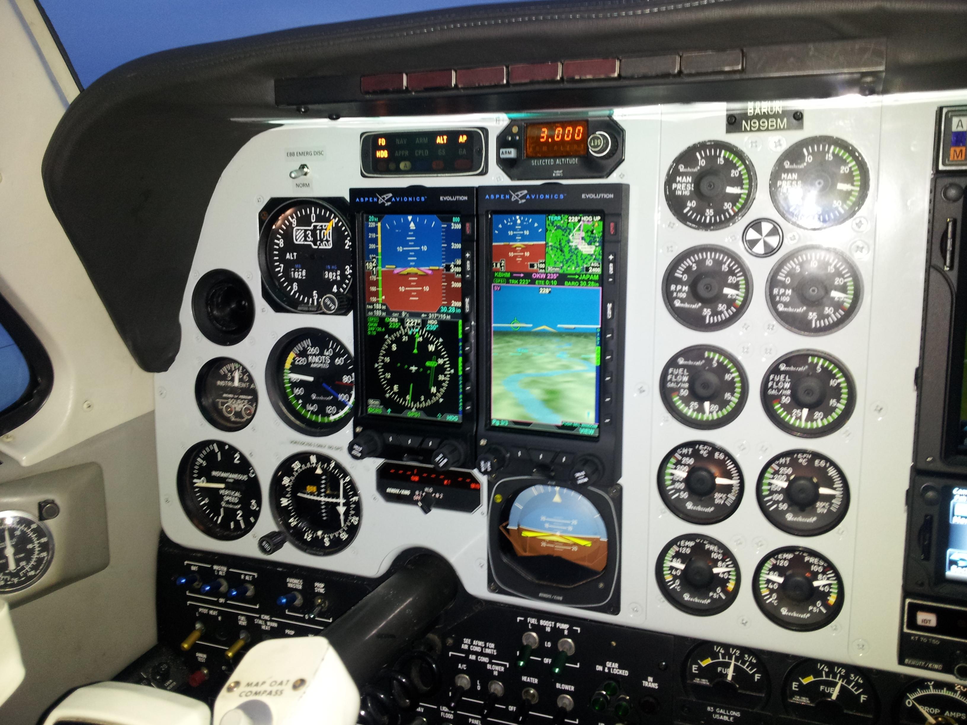 Baron – Holder Aviation